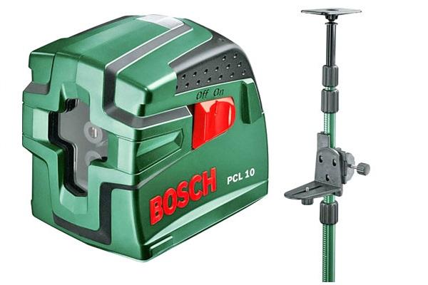 Нивелир Bosch DIY PCL 10 Set.