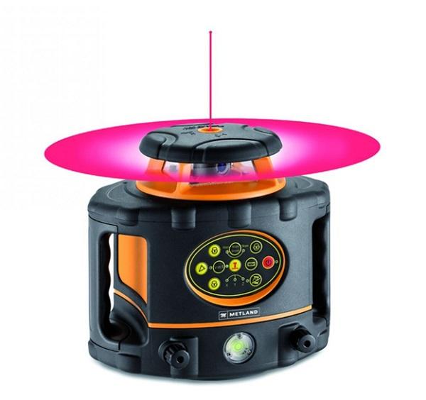 Ротационный лазерный нивелир.