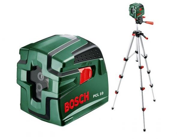 Уровень Bosch Pcl 10 Set.