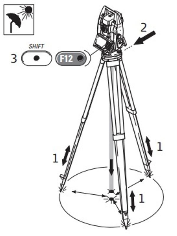 Как пользоваться тахеометром: принцип работы, функции прибора