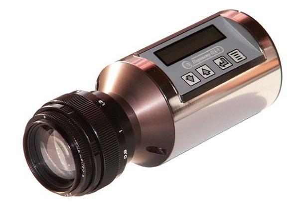 Применение оптического пирометра.