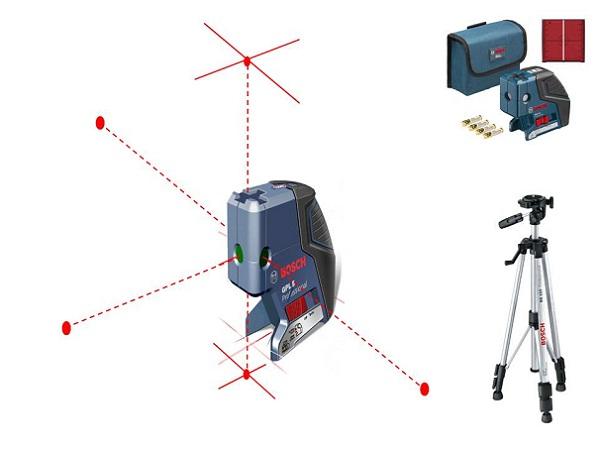 Комплектация Bosch GPL 5 Professional.