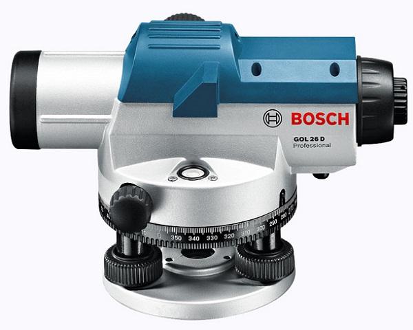 Нивелир Bosch GOL 26D.