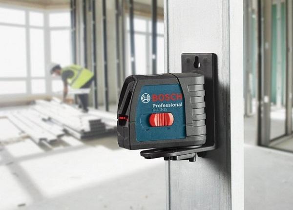 Уровень Bosch GLL 2-15.